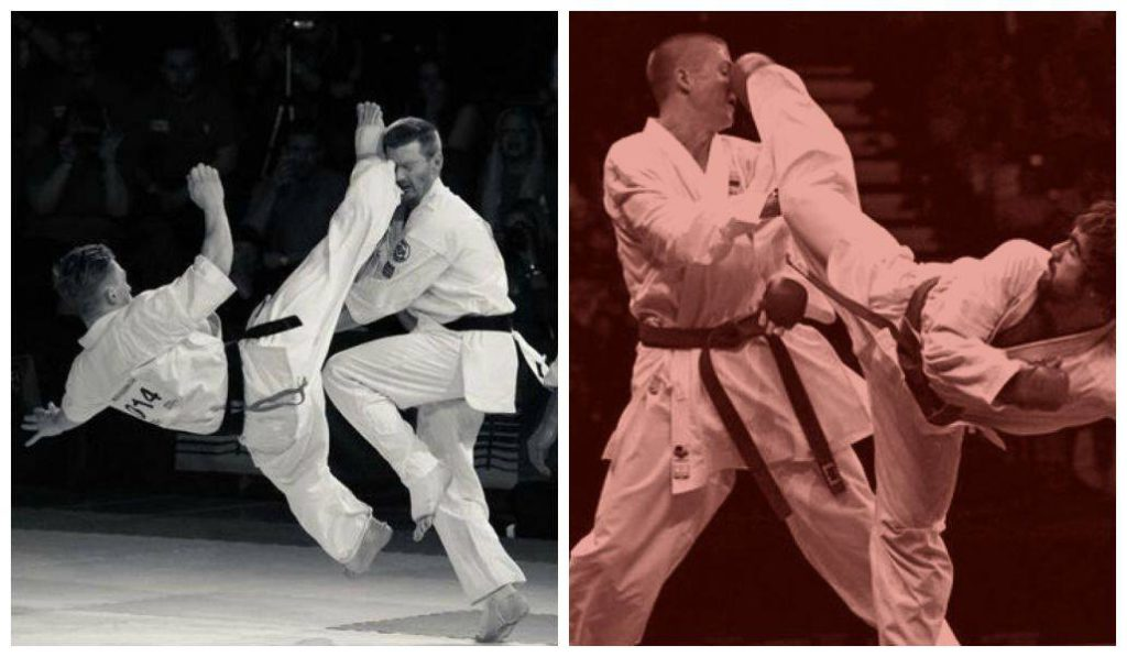 FULL CONTACT KARATE VS SEMI CONTACT KARATE