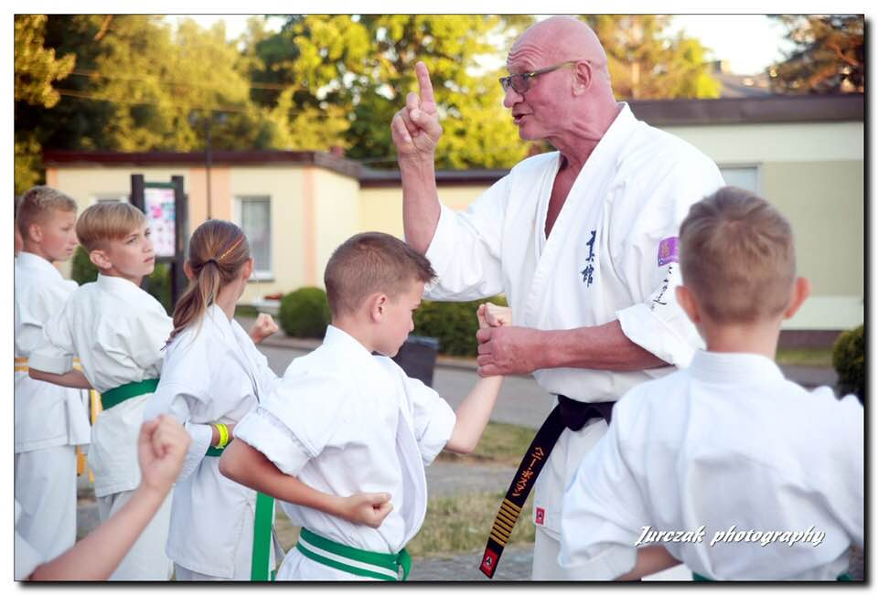 WEST EUROPEAN AUTUMN KARATE CAMP
