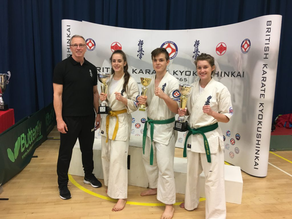 Crawley Girls Retain Their British Titles - Time to be United!