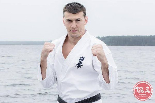 Sensei Dmitry Savelyev